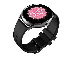 NoiseFit Core Smartwatch with Heart Rate Monitor, IP68 Build Launched in India