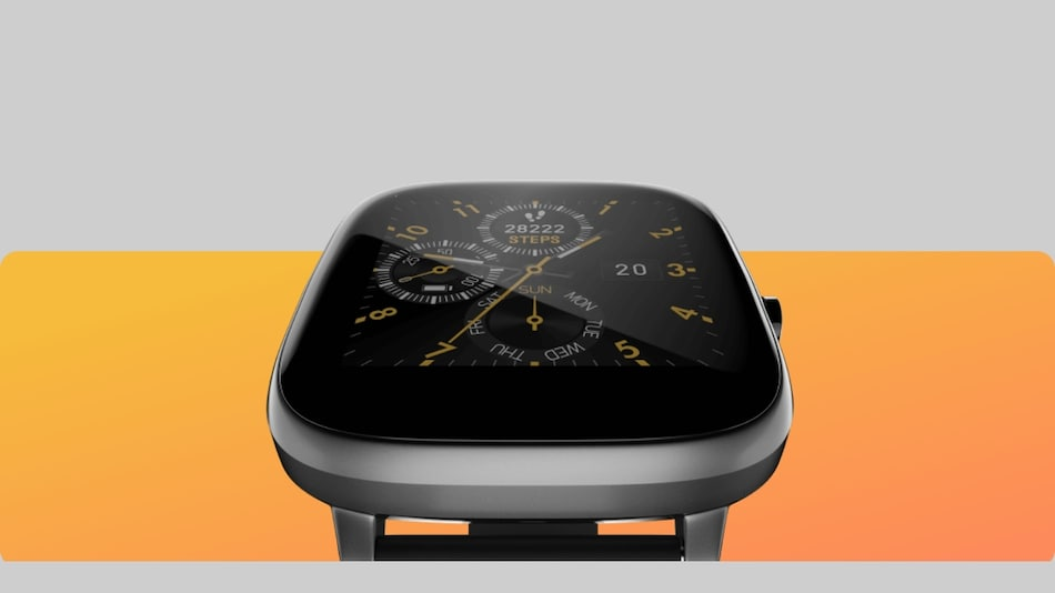 Noise ColorFit Qube Smartwatch With Continuous Heart Rate Monitoring Launched in India