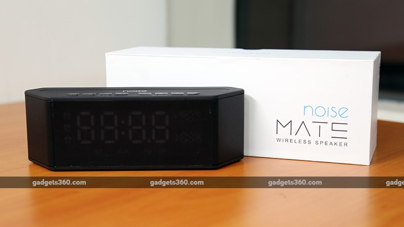 Noise Mate Alarm Clock Speaker Review