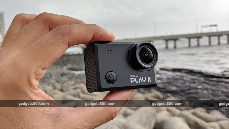 Noise Play 2 Action Camera Review | NDTV Gadgets360 com