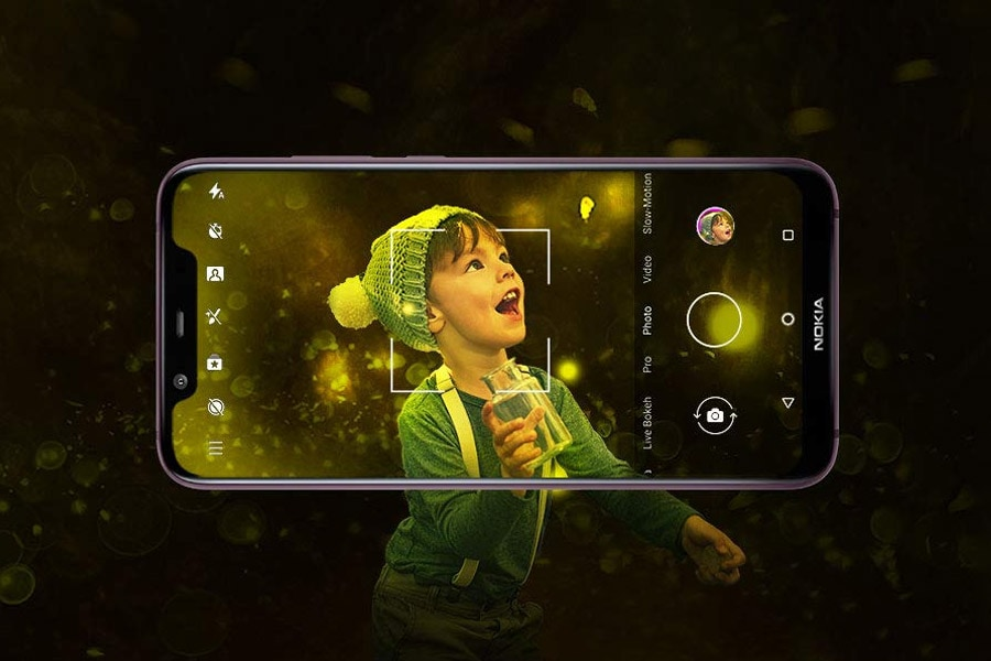 Nokia 8.1 Sale Today 1 PM Exclusively on Amazon: Nokia 8.1 Price in India, Specifications, Offers