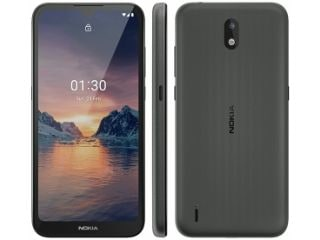 Nokia 1.3 Render Leak Shows Waterdrop Notch Display, Single Rear Camera
