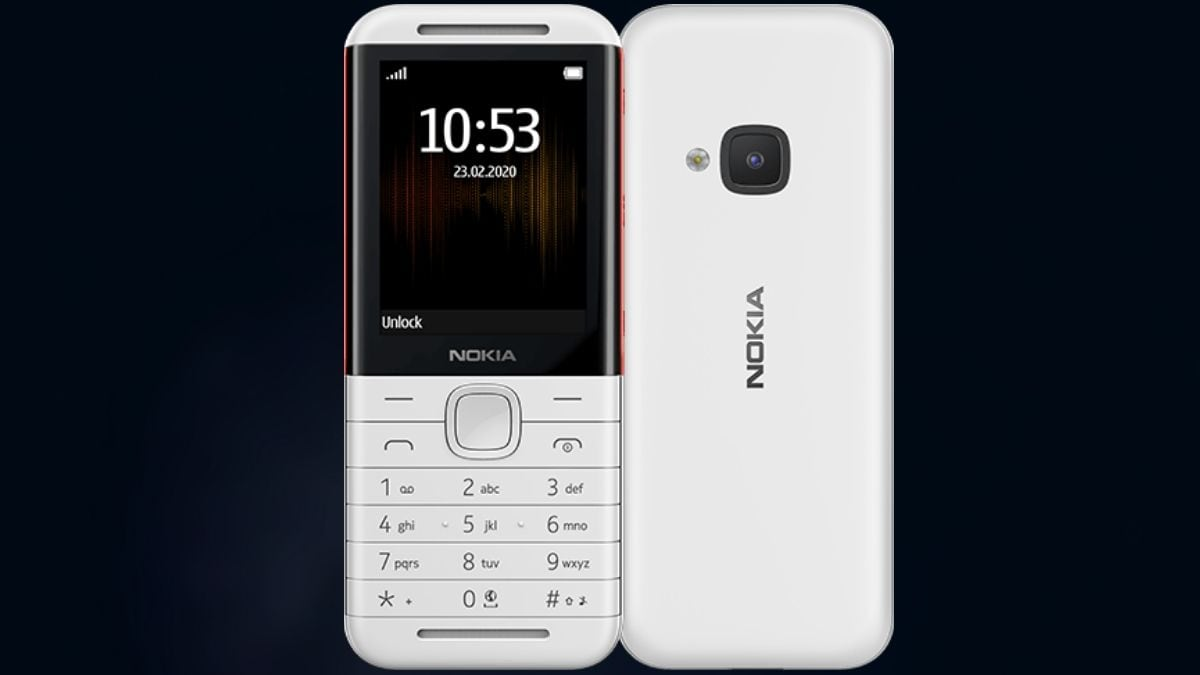 Nokia 5310 Feature Phone with Dual Front Speakers, FM Radio Launched: Price, Specifications