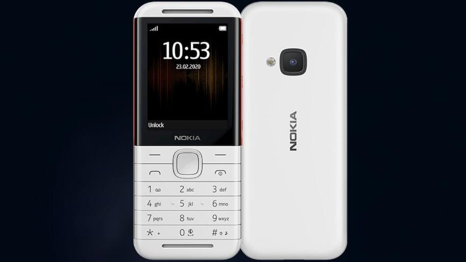 Nokia 5310 फीचर फोन लॉन्च, यह है कीमत और स्पेसिफिकेशन
