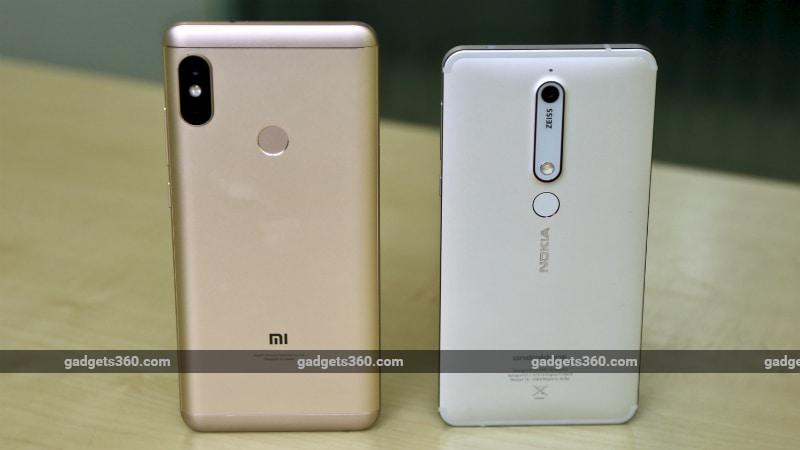 Nokia6 vs RedmiNote5Pro inline1 Nokia 6 vs Redmi Note 5 Pro inline 1