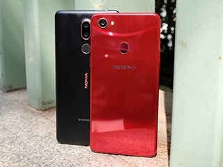 Oppo F7 vs Nokia 7 Plus: Which is the Best Smartphone Under Rs. 30,000?