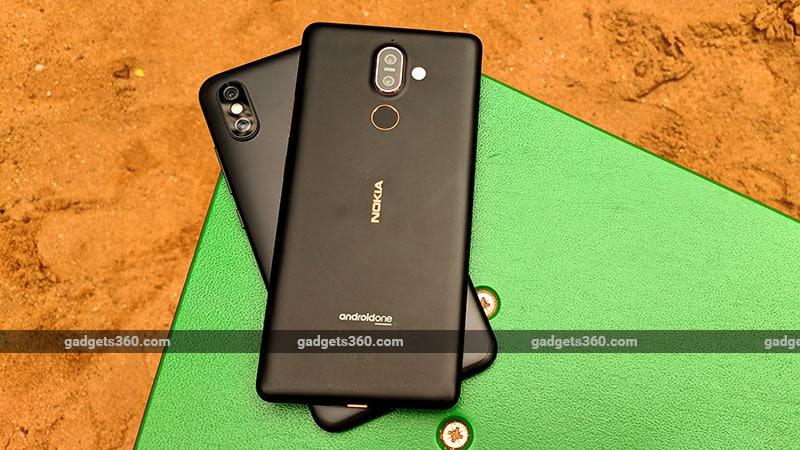 NokiaXiaomiBack Xiaomi Mi A2 vs Nokia 7 Plus