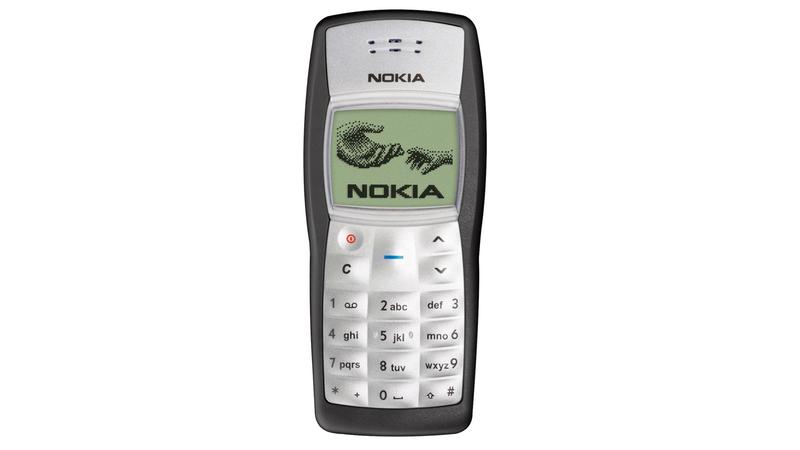 Nokia 1100 full Nokia 1100