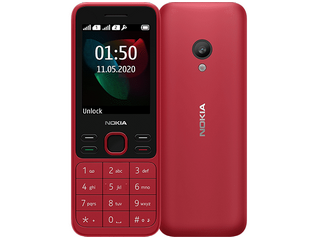 Nokia 125, Nokia 150 (2020) Feature Phones With 23.4 Days Standby, FM Radio, Launched in India: Price, Specifications