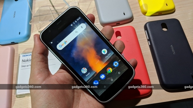 Nokia 1 Nokia 1 Android Go