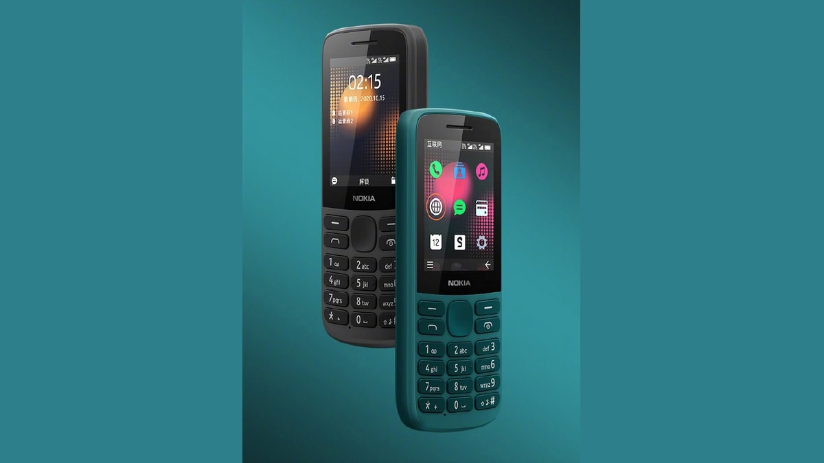 Nokia 215 4G, Nokia 225 4G Feature Phones With VoLTE Launched