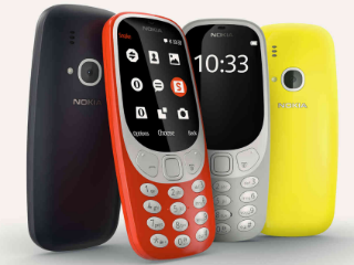 Nokia 3310 (2017) 'Coming Soon' to UK Through Vodafone and EE
