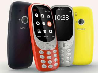 Nokia 3310 का स्टॉक भारत में दोबारा उपलब्ध: एचएमडी ग्लोबल