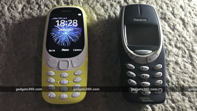 Nokia 3310 2017 vs Nokia 3310 Original 275917 115948 4453 Nokia 3310 2017 vs Nokia 3310 Original
