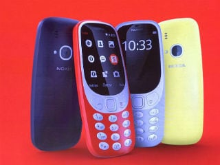 Nokia 3310 Reboot, Nokia 3, Nokia 5, Nokia 6 Arte Black Launched at MWC 2017: Highlights