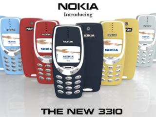 नोकिया 3310 को लॉन्च किए जाने से पहले कीमत और डिज़ाइन लीक