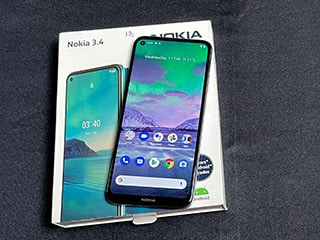 Nokia 3.4 First Impressions: Android One on a Budget