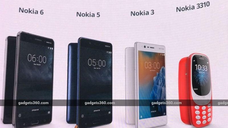 नोकिया फोन भारत में जून के पहले हफ्ते में हो सकते हैं लॉन्च