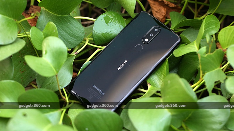 Nokia 5.1 Plus back 2 ndtv nokia