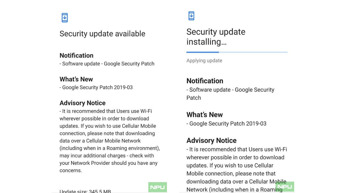 Nokia 5 security update NokiaPowerUser Nokia_5_March_Security_Patch