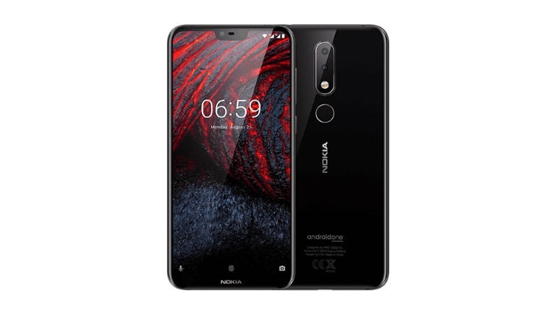 Nokia 6.1 Plus Hide Notch Option Returns With Android 9 Pie Update Here's How to Enable