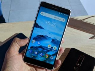 Nokia 6 (2018) के 4 जीबी रैम वेरिएंट की सेल शुरू, यहां से खरीदें