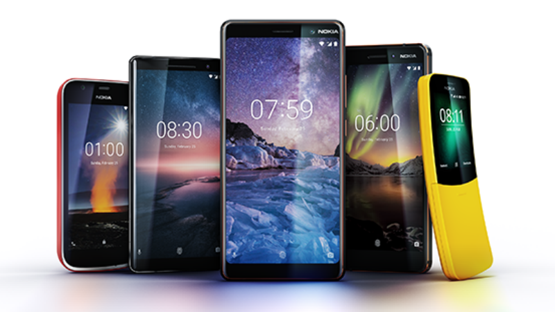 Nokia 6 (2018), Nokia 7 Plus, Nokia 8 Sirocco Launched in India: Event Highlights