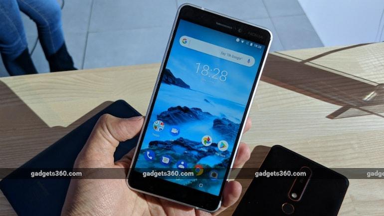 Nokia 6 (2018) भारत में 4 अप्रैल को हो सकता है लॉन्च