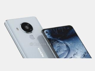 Nokia 7.3 के रेंडर्स लीक, कई स्पेसिफिकेशन आए सामने