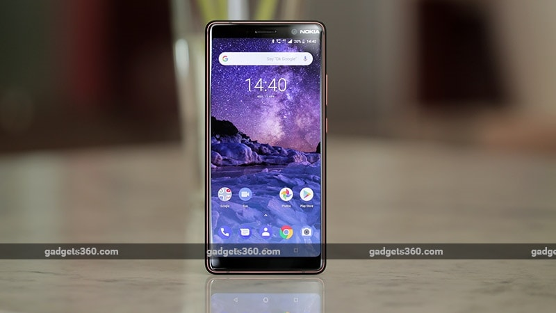 Nokia 7 Plus Android 9.0 Pie Update Delayed Due to 'Platform Specific Certification Bugs'