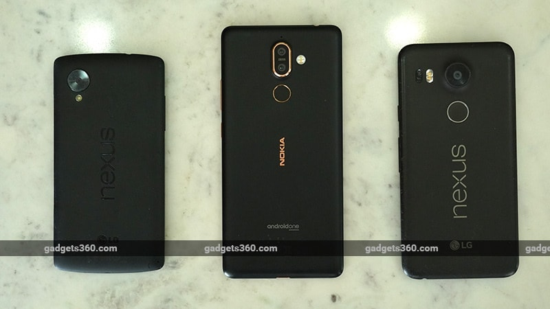 Nokia 7 Plus Nexus Backs NDTV Nokia 7 Plus Nexus Replacement