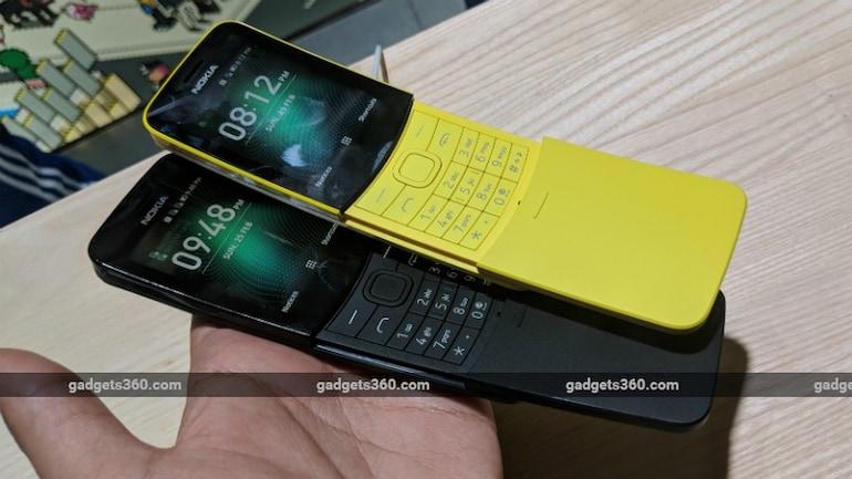 Nokia 8810 4G को भी मिलेगा WhatsApp सपोर्ट!