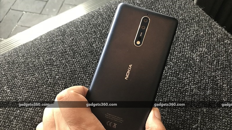 Nokia 8 May Get Android 8.0 Oreo Update by October End: Report