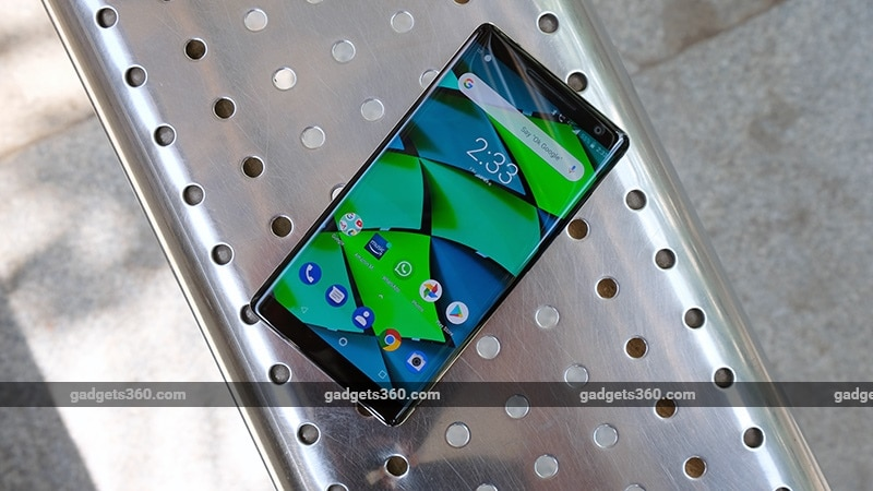 Nokia 8 Sirocco Starts Receiving Android 10 Update in India