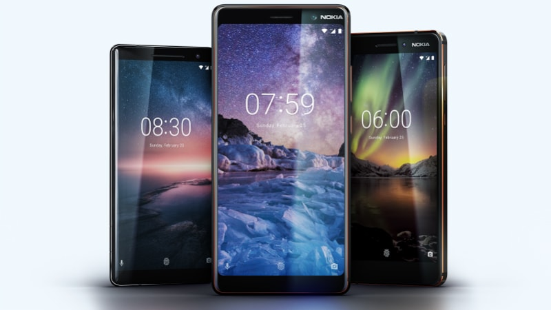 How Nokia 6 (2018), Nokia 7 Plus, and Nokia 8 Sirocco Were Shaped by Response to HMD's 2017 Phones
