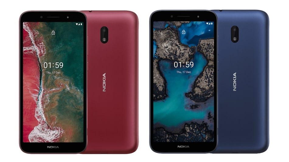 Nokia C1 Plus With 5.45-Inch Display, All-Day Battery Life Launched: Price, Specifications