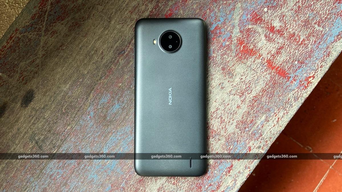 Nokia C20 Plus back design panel ndtv NokiaC20Plus  Nokia