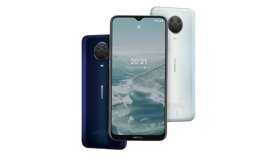 Nokia G20 With MediaTek Helio G35 SoC, Quad-Rear Cameras Launched in India: Price, Specifications