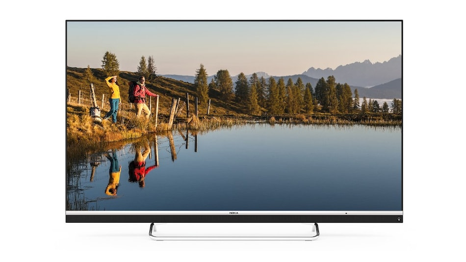 Nokia 65-inch 4K LED Smart Android TV With Dolby Vision, JBL Audio Launched at Rs. 64,999 in India