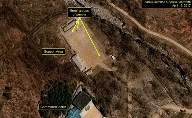 Dismantling Of North Korea Nuclear Site 'Well Under Way' Says US Monitor