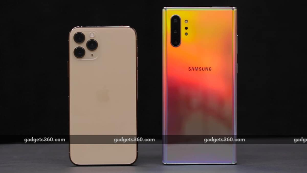 iPhone 11 Pro vs Samsung Galaxy Note 10+: Which Is the Best Camera Phone in India?