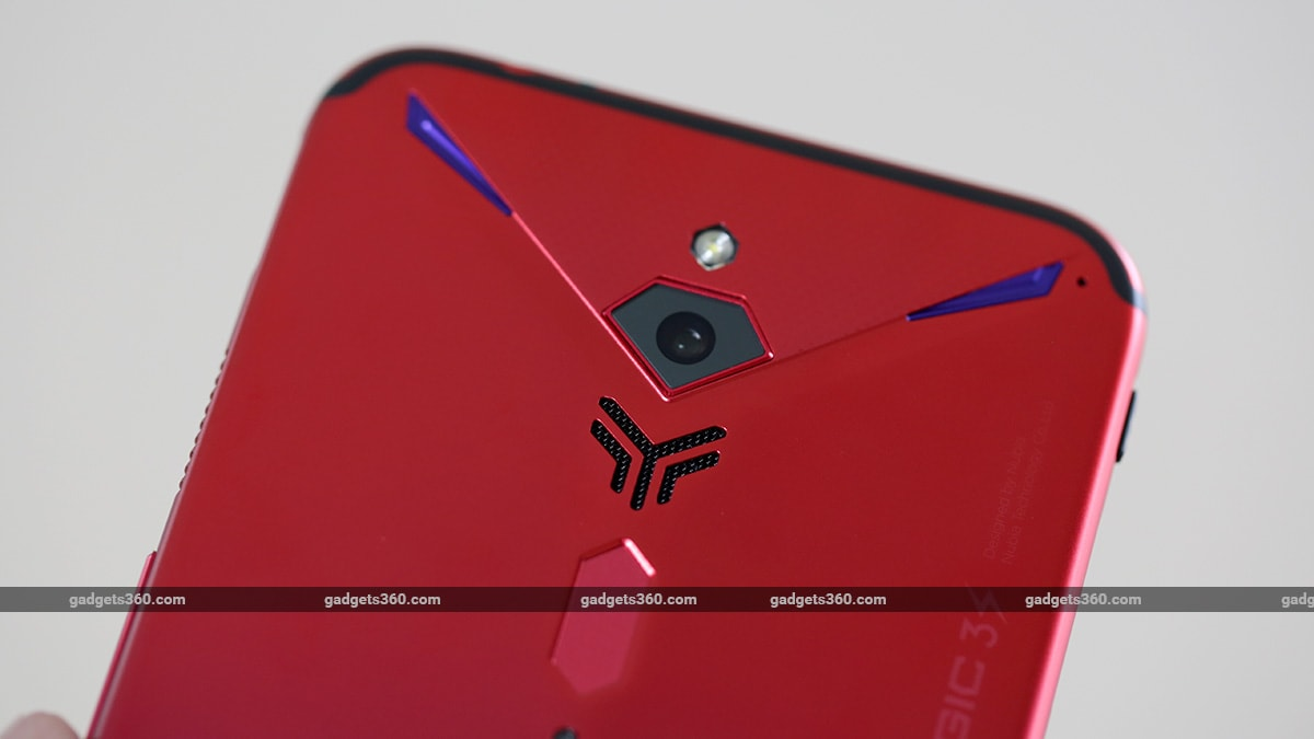Nubia Red Magic 3S Camera Nubia Red Magic 3S Review