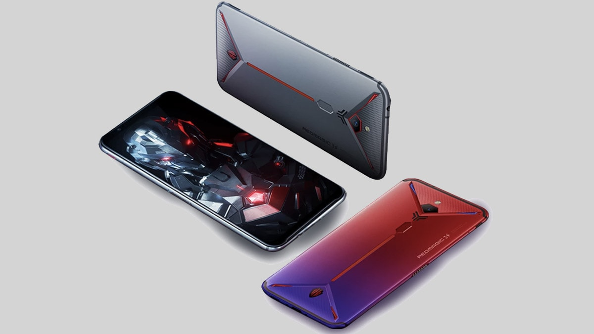 Nubia Red Magic 3S Price Revealed Ahead of October 16 Launch