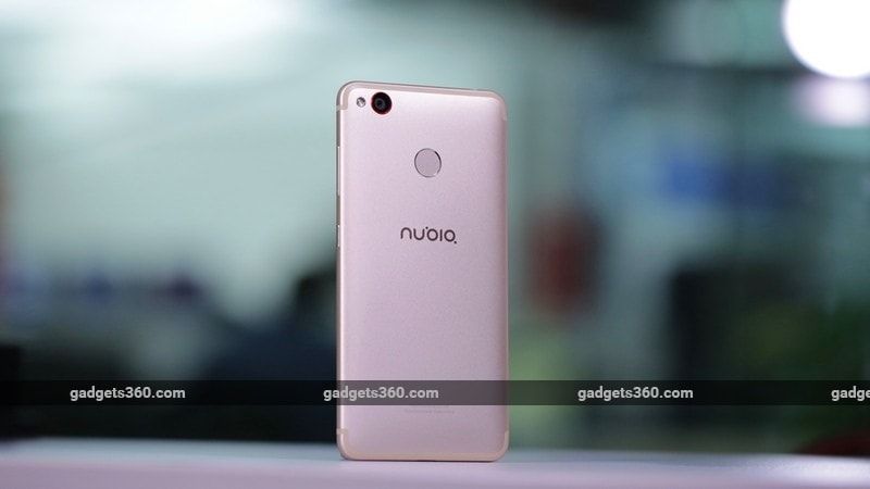 Nubia Z11 mini S back ndtv Nubia Z11 mini S
