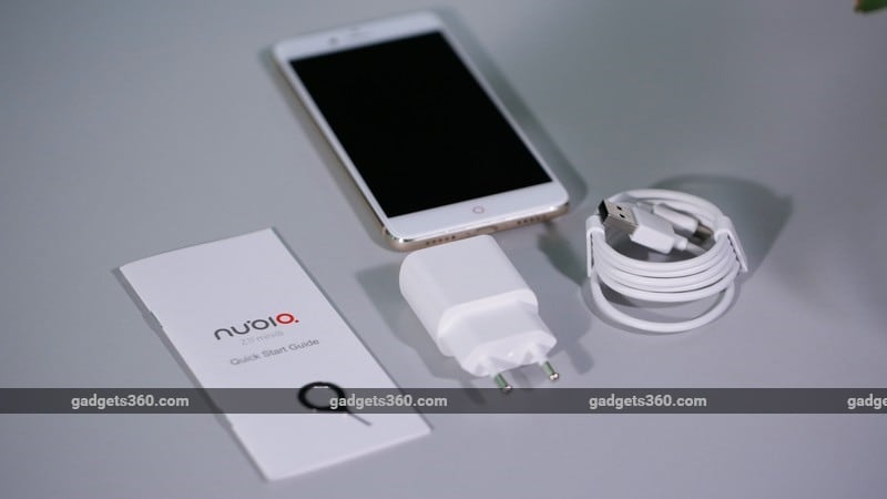 Nubia Z11 mini S bundle ndtv nubia z11 mini s