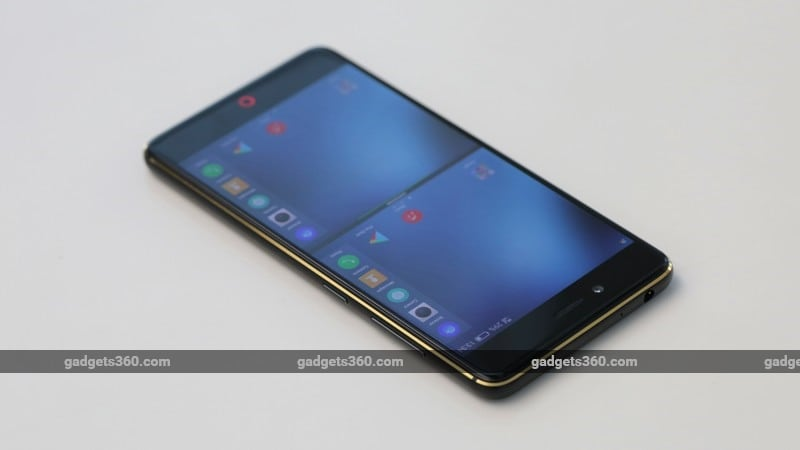 Nubia Z17 mini screen ndtv nubia
