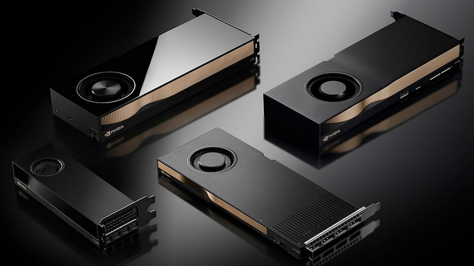 Nvidia RTX A2000 Workstation GPU With 6GB GDDR6 ECC VRAM, 2nd-Gen RT Cores, 3rd-Gen Tensor Cores Launched
