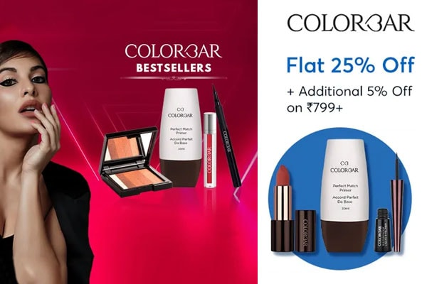 Nykaa Republic Day Sale Colorbar 1611166308959