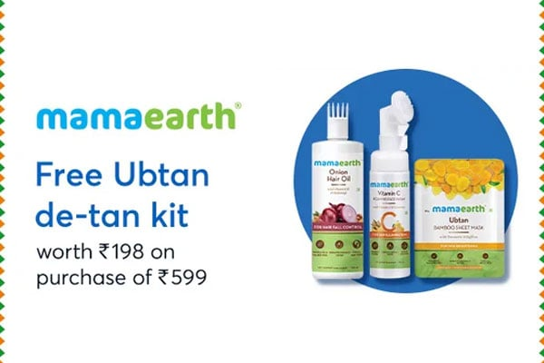Nykaa Republic Day Sale Mamaearth 1611166779669