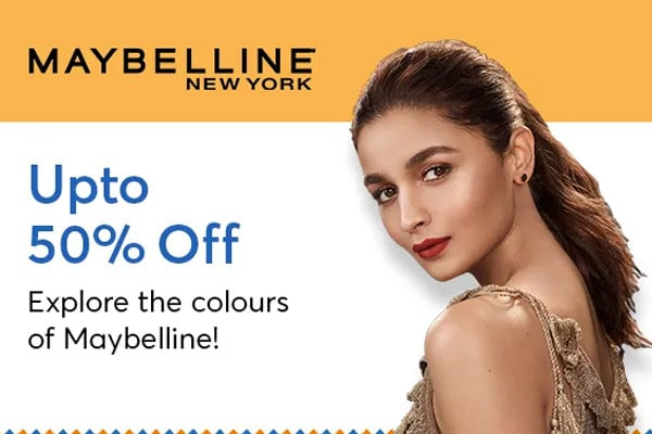 Nykaa Republic Day Sale Maybelline New York 1611166202891